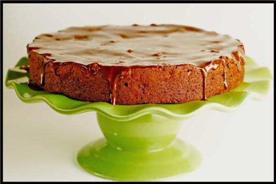 TWD Armagnac Cake